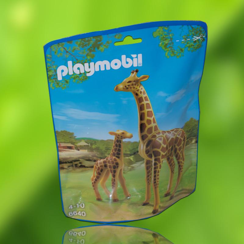 Playmobil 6640 Giraffe Mit Baby