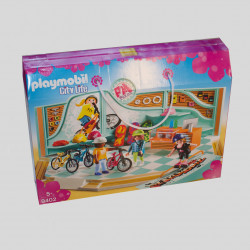 Playmobil 9402 - Bike &...