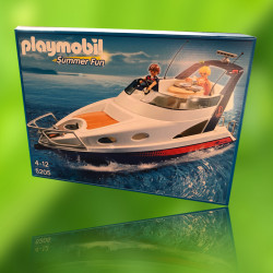 Playmobil Luxusyacht