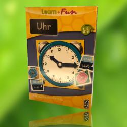 FX Schmid - Learn+Fun Uhr