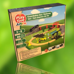 PLAYTIVE Junior Eisenbahn...