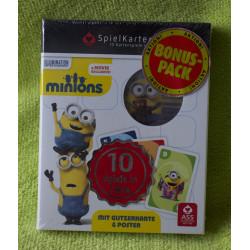 Minions Spielkarten! 10...